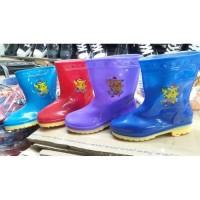 Sepatu lumpur boot hujan bot banjir jelly anak