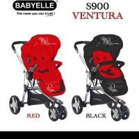 STROLLER BABYELLE VENTURA S900 bisa gojek sehari sampai
