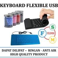 KEYBOARD MINI FLEXIBLE (USB)