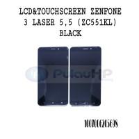 LCD + TOUCHSCREEN ASUS ZENFONE 3 LASER 5,5 (ZC551KL) BLACK