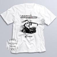 Kaos Bismania Laksana SR2 XHD Prime Legacy Sky Baju Distro Bus Premium