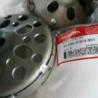 Mangkok kopling ganda custom Honda PCX Vario 125 150 anti gredeg