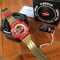 Jam Tangan Pria Casio G-Shock GA-110 IRONMAN LIMITED Original BM
