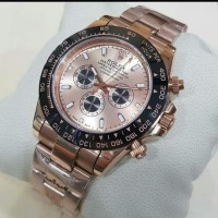 Jam Tangan Analog Pria | Jam tangan Rolex Oyster Daytona matic