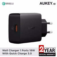 Aukey Turbo Charger 1 Port 18W QC 3.0 -500339