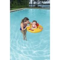 Ban Renang Bayi Bulat Bestway/ FP Swim Safe Baby Car Seat 93518