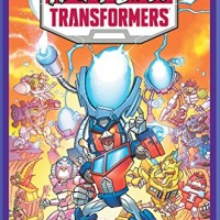 Angry Birds/Transformers: Age of Eggstinction (IDW Publishing)