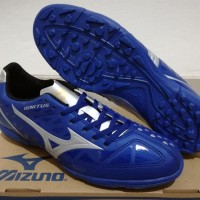 Sepatu Futsal Mizuno Wave Ignitus 4 Blue Depths Silver OL2