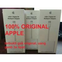 Apple USB C to Digital AV HDMI Multiport Adapter Original 100%