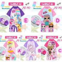 Baju Renang Anak Karakter LOL, Pony, Unicorn/Swimwear Swimsuit (A413-4