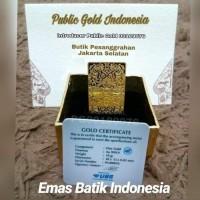 LM BATIK UBS PG 10gr Bukan Antam - EKSKLUSIF - SPECIAL EDITION