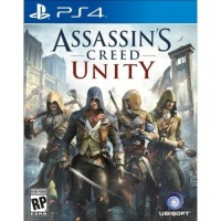 Game PS4 Assasins Creed Unity