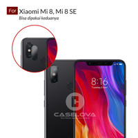 Pelindung Kamera Xiaomi Mi 8 / Mi 8 SE Tempered Glass Camera