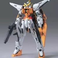Gundam Hongli hg 1/144 kyrios bukan Bandai