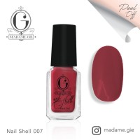 Madame Gie Nail Peel Off Shell Calm Series (Satuan)