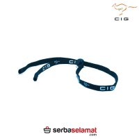 CIG Safety Glass Accessories Rope Glass Zoom Blue