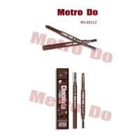 (ORIGINAL 100%)MetroDO (Pensil + Sikat Alis)