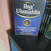 BUKU MUKHTASHAR IHYA ULUMUDDIN - IMAM AL GHAZALI