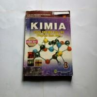 buku kimia sma/ma kelas 3 program ilmu alam, buku bse 2009