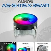 Alseye AS-GH115X-35MR Fan Processor intel Auto RGB
