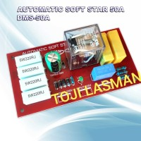 automatic auto soft start star 50a dms 50a dms50a
