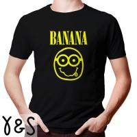 Kaos Minion - Banana 2 (CLMNN17)