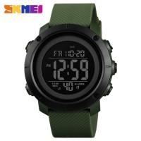 Jam Tangan Pria Digital SKMEI 1426 ARMYGREEN/BLACK Water resistant 50m