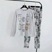 stelan baju tidur remaja/sleeping anak ABG/piyama santai murah/rumah