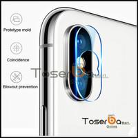 TEMPERED FLEX GLASS ANTI GORES CAMERA KAMERA IPHONE X XS MAX PREMIUM