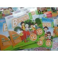 Paket Buku Penilaian Bupena untuk SD MI Kelas 1 Sesuai Kurikulum 2013