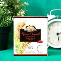 Tepung Beras Merah Organik (Bionic Farm) - 250g