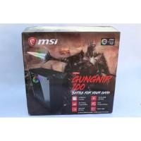 MSI MPG GUNGNIR 100 RGB Tempered Glass GAMING CASE