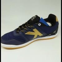 Lagi Trend Sepatu Futsal Kelme Original Intense Indigo Blue New 2018