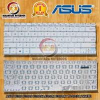 Keyboard Laptop Asus E202S E202SA E202M E202MA - Putih White