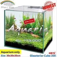 NEW Aquarium GEX Glassterior Cube 300 HOT