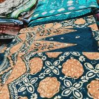 kain batik atbm/ bahan sarimbit