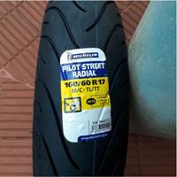BAN MICHELIN 160/60-17 PILOT STREET RADIAL Michelin 160 60 17