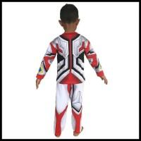 Item Termurah Baju Anak Kostum Topeng Superhero Ultraman Go