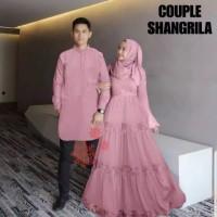 CT Couple Baju Muslim Pesta Mewah Terbaru 2