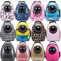Breathable Tas Capsule Pet Cat Puppy Travel Backpack Astronaut Bag
