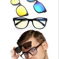 Magic Vision 3 in 1 Kacamata Ask Vision magnet