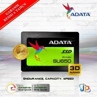 Adata SSD SU650 Ultimate 120GB Sata 3 - SU650 3D Nand 120 GB 2.5