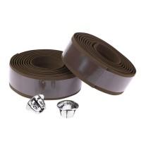 Bar tape stang handlebar dropbar warna coklat bartape sepeda gowes