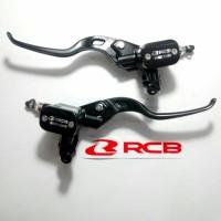 Master rem kotak RCB kiri-kanan tabung kaca Nmax-PCX150 new