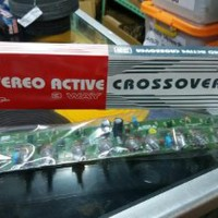 Kit Crossover active 3 way stereo Ranic 239 Best deals