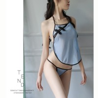 LI-16 shanghai china sexy lingerie baju tidur wanita