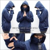 Sweater Pria/Wanita/Round hand/Outwear/Baju Hangat/Hoodie/Gunung/biker