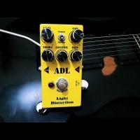 efek gitar custom distorsi