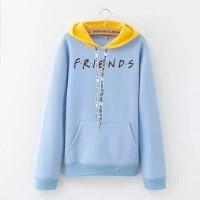 Sweater Hoodie Wanita FRIENDS Tv Series Baju Best Seller Shirt 4410