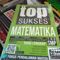 Buku TOP BANK SOAL PEMBAHASAN SUKSES MATEMATIKA SMP 7.8.9